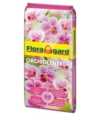 Terreau pour orchidées 5 litres (l)