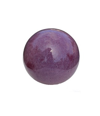 Boule en céramique Purple Ø 16 2 kg
