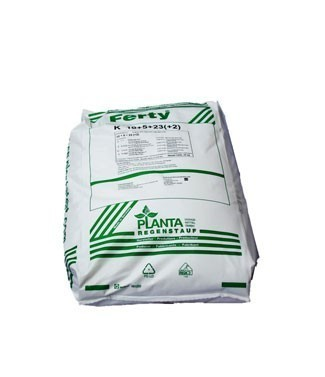 Engrais soluble Ferty® 10/5/23 + 2 + OE 25 kg