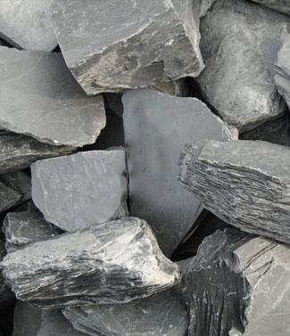 Blocs d'ardoise 80 cm 1200 kg