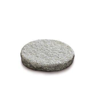 Pas japonais Luna Piena granit bianco