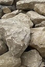 blocs calcaire