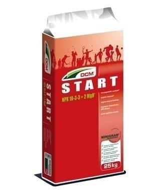 Engrais DCM Start 18/3/3 + 2 MgO 25 kg