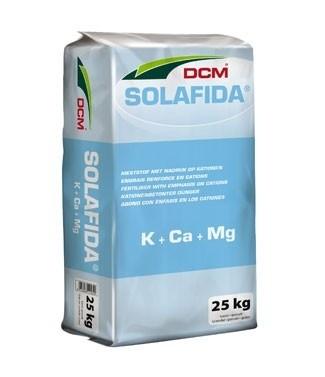 SOLAFIDA® K + Ca + Mg 25 kg