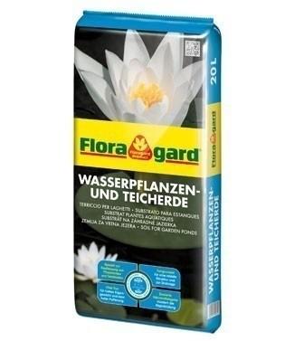 Terreau pour plantes aquatiques 20 litres (l)