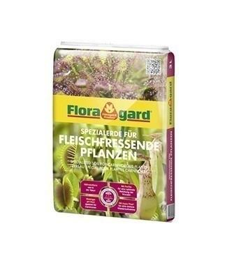 Terreau pour plantes carnivores 5 litres (l)