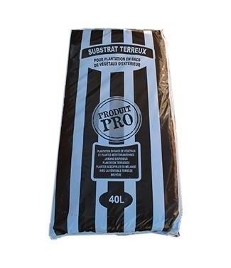 Substrat terreux 40 litres (l)