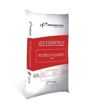 Terreau Potées fleuries 60 litres (l)