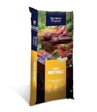 Terreau horticole TDF 20 litres (l)