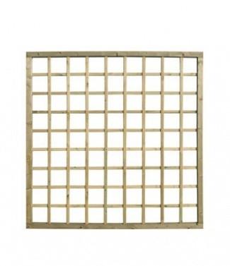 Treillage à mailles carrées L 180 x h 180