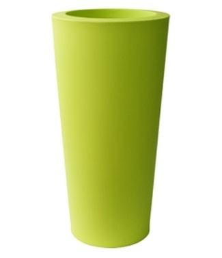 Pot haut Ilie Vert acide h 126 x Ø 57 54 litres (l) 14.5 kg