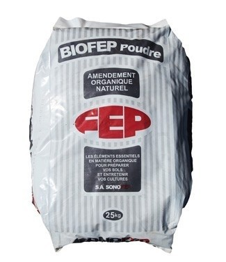BIOFEP en poudre 1,7/1/1 + 1 25 kg