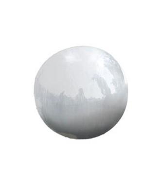 Boule en céramique Bianca Blanc Ø 17 2 kg