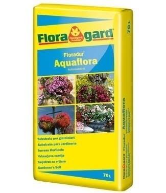 Terreau Floradur Smix ® Aquaflora 4 70 litres (l)