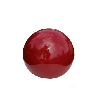 Boule en céramique rouge atomique Ø 16 2 kg