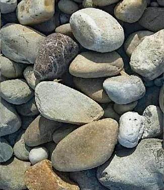 Galet gravier pierre et min raux pour d corer votre for Big bag galets decoratifs