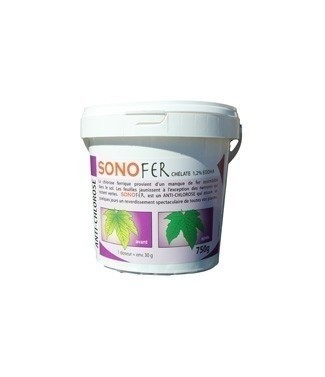 Anti-chlorose SONOFER 0.75 kg
