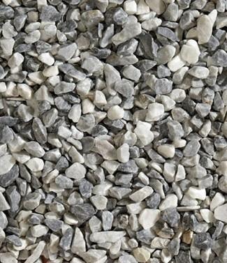 Gravier Bardiglio chiaro 8-12 mm 25 kg