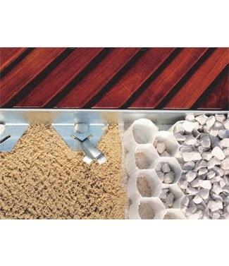 Volige équerre peinture époxy sur acier galvanisé + 3 sardines 30 cm