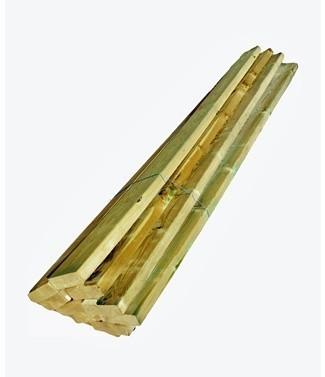Planche en pin traité L 300 x l 5 x h 15