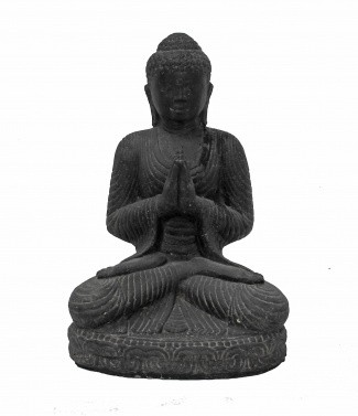 """Bouddha assis """"A"""" L 30 x l 23 x h 45"""