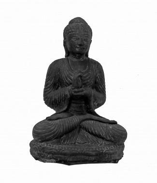 """Bouddha assis """"C"""" L 30 x l 23 x h 45"""