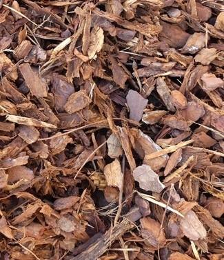 Ecorces mulch en vrac 10-25 mm 1 mètres cubes (m3)