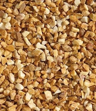 Gravier Giallo siena 8-12 mm 25 kg