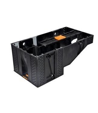 Escalier modulable Modulesca® L 42.4 x l 20 x h 17