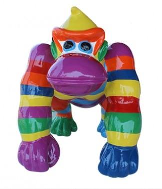 Gorille rayé h 37