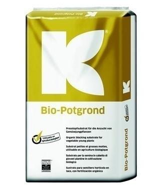 Terreau pour maraîchage Bio Potgrond (réf. 025) 70 litres (l)