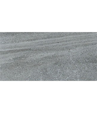 Dalle en grès cérame Lake Stone Grey L 90 x l 45
