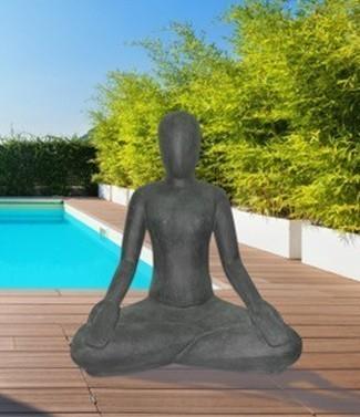 Bouddha yoga méditation